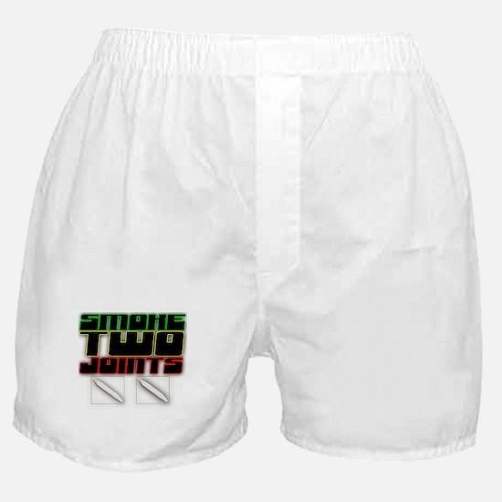 Swoke Two Joints Boxer Shorts