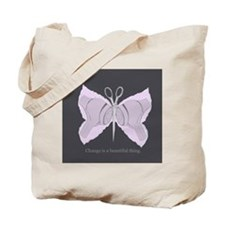 Change is a beautiful thing Tote Bag