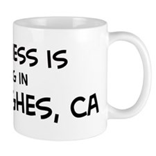 Lake Hughes - Happiness Mug