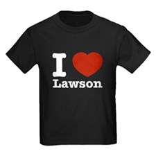 I Love Lawson T