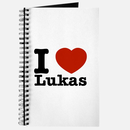 I Love Lukas Journal
