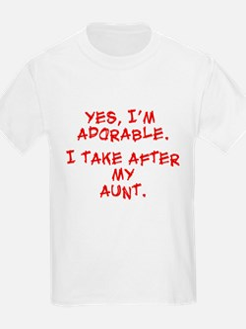 adorable-aunt T-Shirt