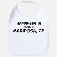 Mariposa - Happiness Bib