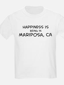 Mariposa - Happiness Kids T-Shirt