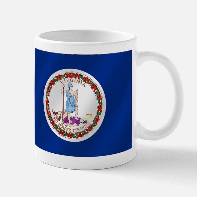 Virginia State Flag Mug