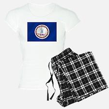 Virginia State Flag Pajamas