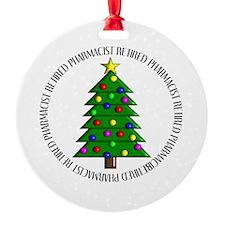 Retired Pharmacist Ornament