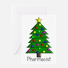 tree pharmacist.PNG Greeting Card