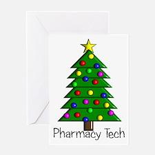 Tree Pharmacy tech.PNG Greeting Card