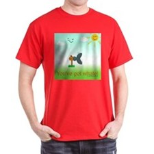 Got Whale T-Shirt