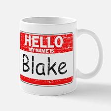 Hello My name is Blake Small Small Mug