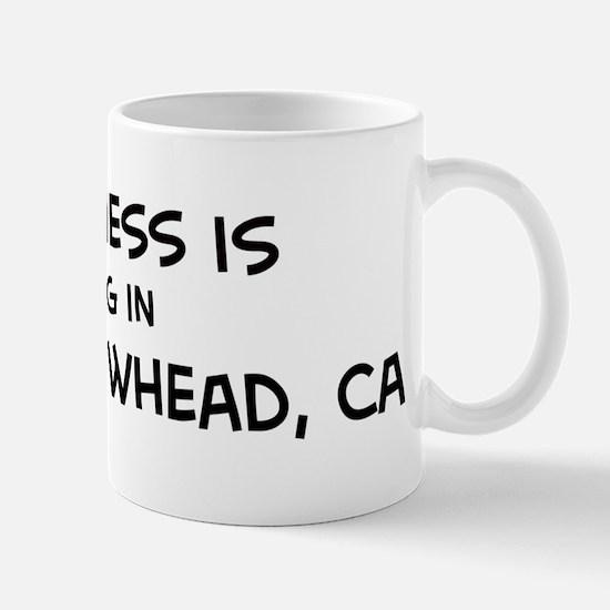 Lake Arrowhead - Happiness Mug