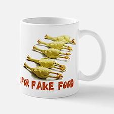 Actor Fake Food Mug