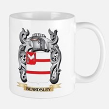 Beardsley Family Crest - Beardsley Coat of Ar Mugs