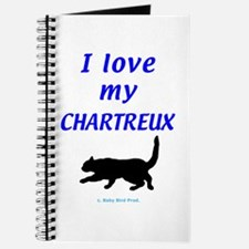 Chartreux Cats Journal