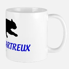 Chartreux Cats Small Small Mug