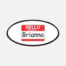 Hello My name is Brianna Patches
