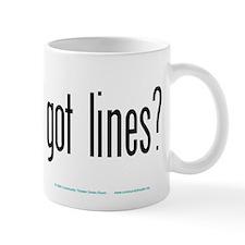 Got lines? Mug