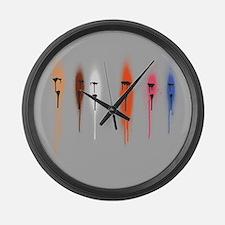 Reservoir Paints Large Wall Clock