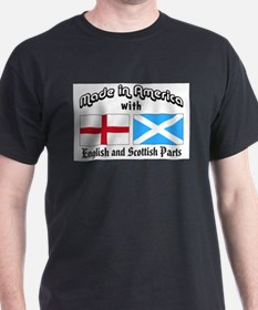 English & Scottish Parts T-Shirt