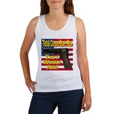 These Colors Dont Run They Whoop Ass! Women's Tank