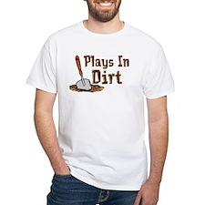 Plays In Dirt Garden Shirt Shirt