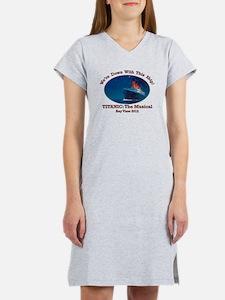 BVMF Titanic Women's Nightshirt