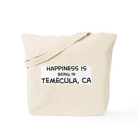 Temecula - Happiness Tote Bag