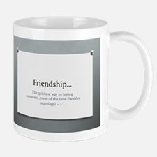 The Power of Friendship Mug