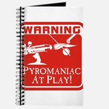 Pyromaniac At Play Journal