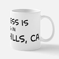Laguna Hills - Happiness Mug