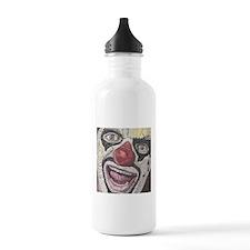 Gothic Clown Water Bottle
