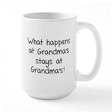 What happens at Grandma's stays at Grandma's! Larg