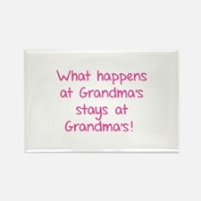 What happens at Grandma's stays at Grandma's! Rect