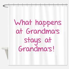 What happens at Grandma's stays at Grandma's! Show