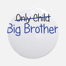 Big Brother Funny Ornament (Round)