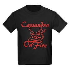 Cassandra On Fire T