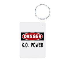 K.O. Power Keychains