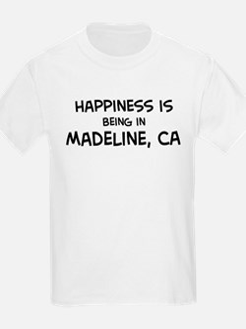 Madeline - Happiness Kids T-Shirt