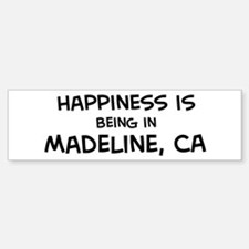 Madeline - Happiness Bumper Bumper Bumper Sticker