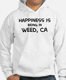 Weed - Happiness Hoodie