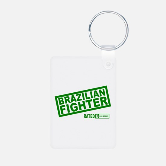 Brazilian Fighter Keychains