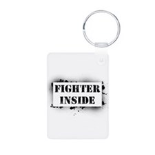 Fighter Inside Keychains