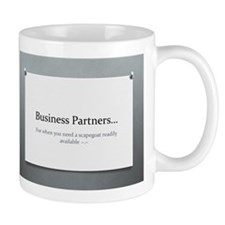 Business Partners Mug