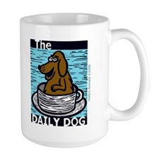 The Daily Dog & That's Furbulous Mug