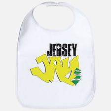 Jersey Jay logo Bib