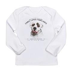 Man's Best Friend Long Sleeve Infant T-Shirt