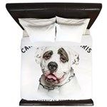 Man's Best Friend King Duvet