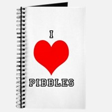 Funny Pibbles Journal