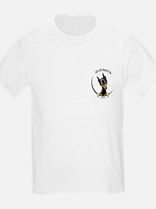 Min Pin IAAM Pocket T-Shirt